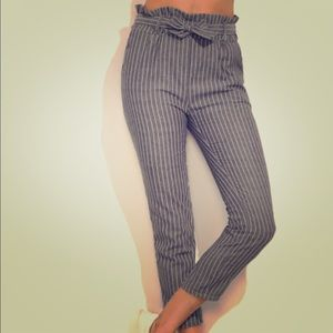 Pants - Pinstripe Pants